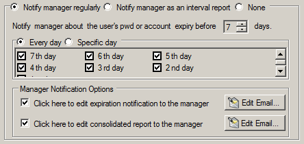 Manager Password Expiration Notifier